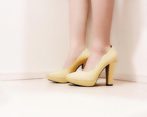 山下美月、乃木坂46、靴