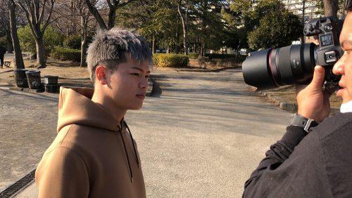那須川天心、撮影、カメラ