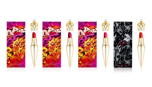 ルビグラフィティ リップカラー 全4色 各12,500円(税抜)