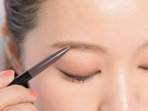 眉毛の書き方