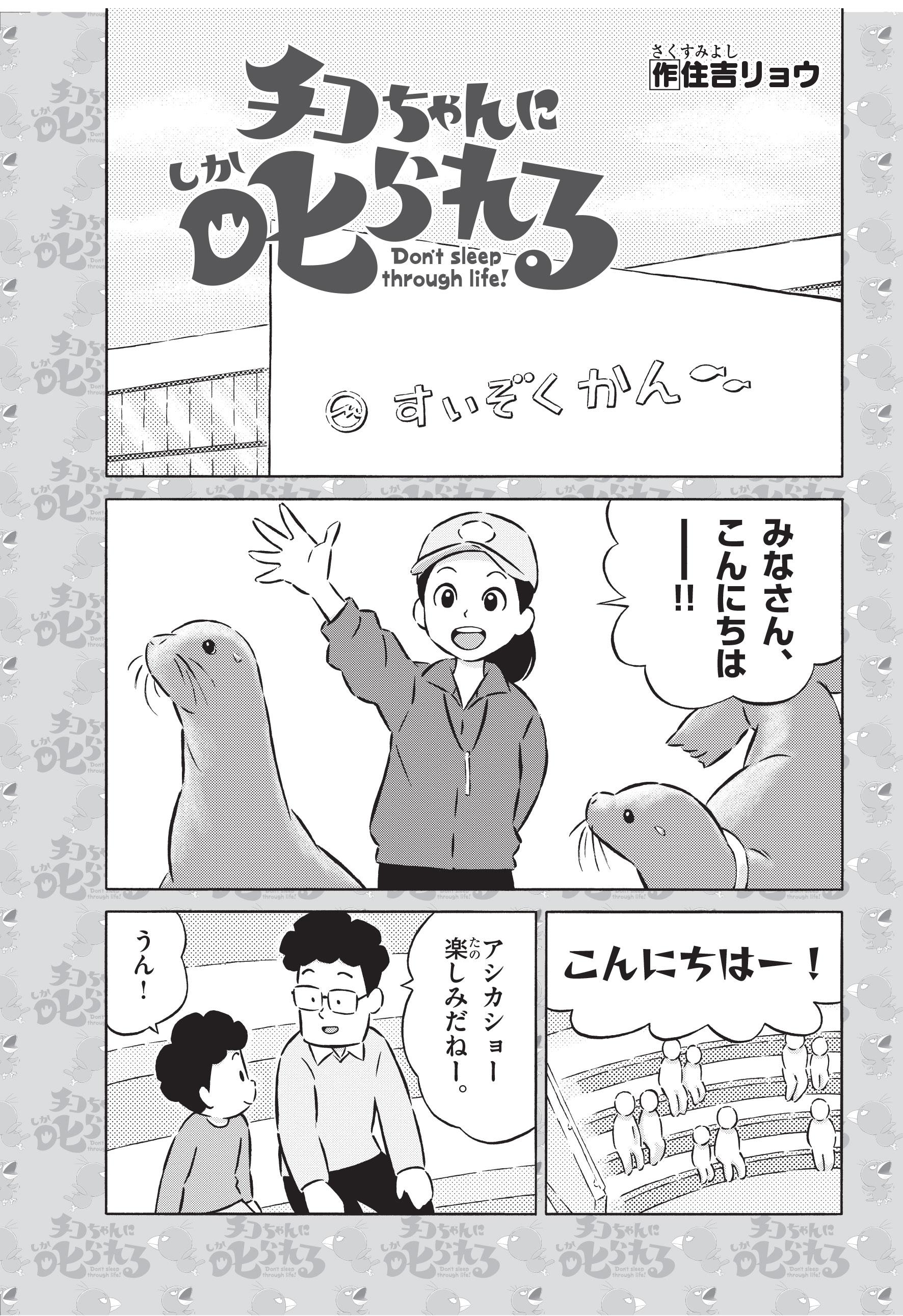 チコちゃん_水族館_P01