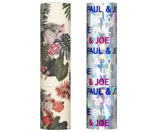 ポール&ジョー・リップスティック ケース リミテッド (左から)004、005 全2種 各1,000円(税抜)