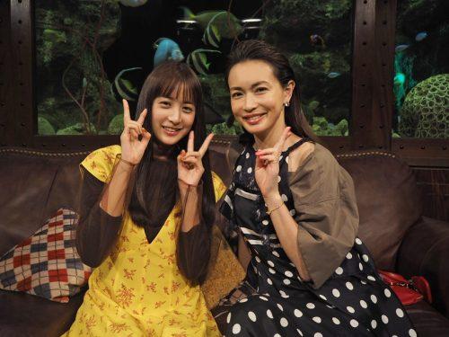 グータンヌーボ、長谷川京子と山本美月