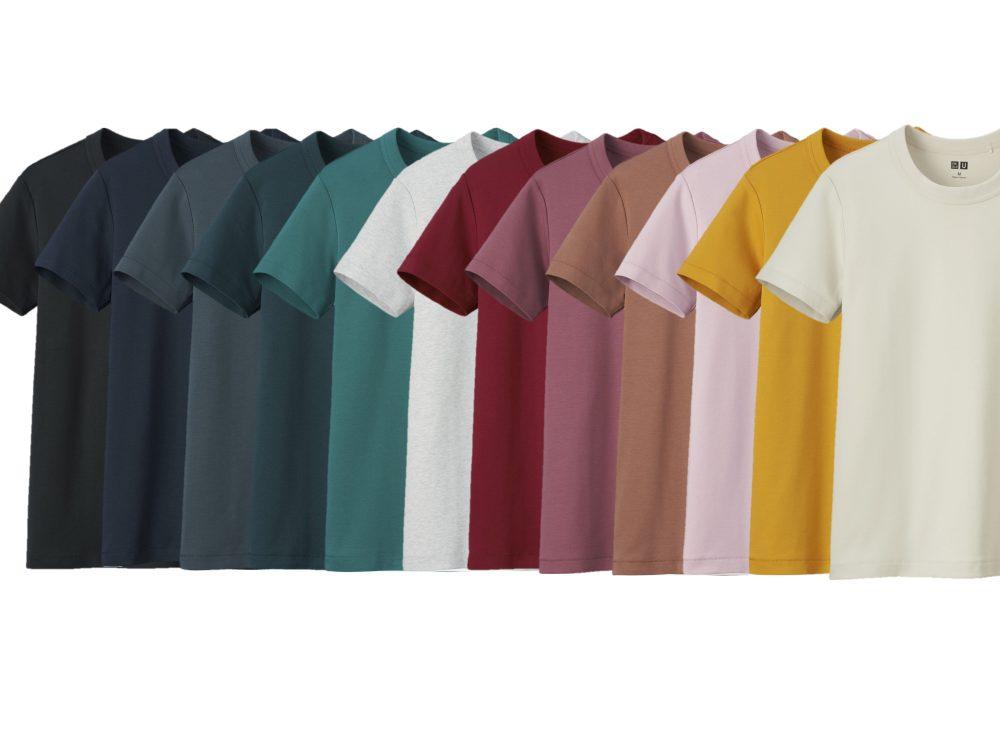 ユニクロ UNIQLO Uniqlo U 2019 春夏アイテム 名品 Tシャツ クルーネックT