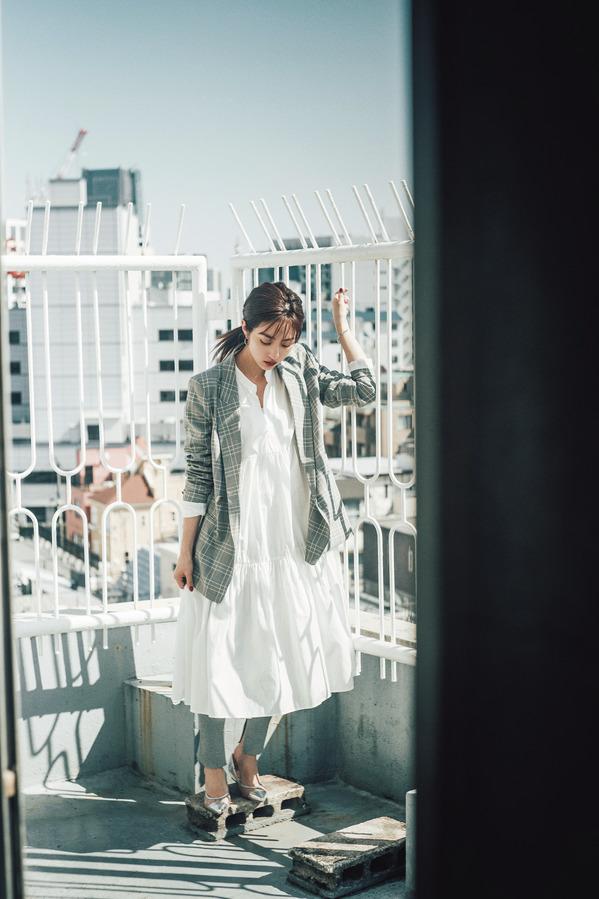 ーAkane's Private Fashion Part③ージャケットで〝大人シンプル〟を極めたい 今いちばんアディクトなファッションアイテムはジャケット。お気に入りの4枚はこう着ています!