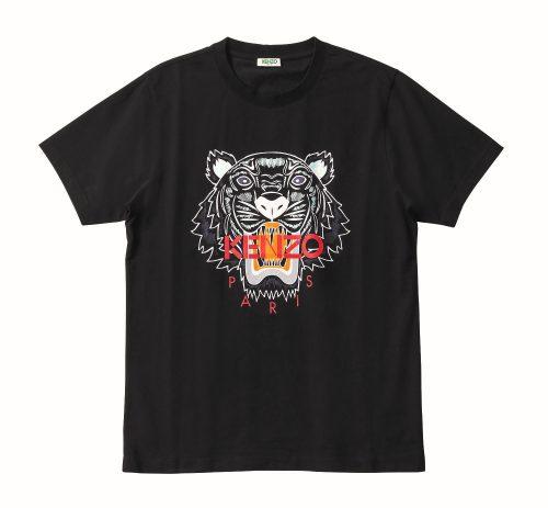 KENZO タイガーTシャツ