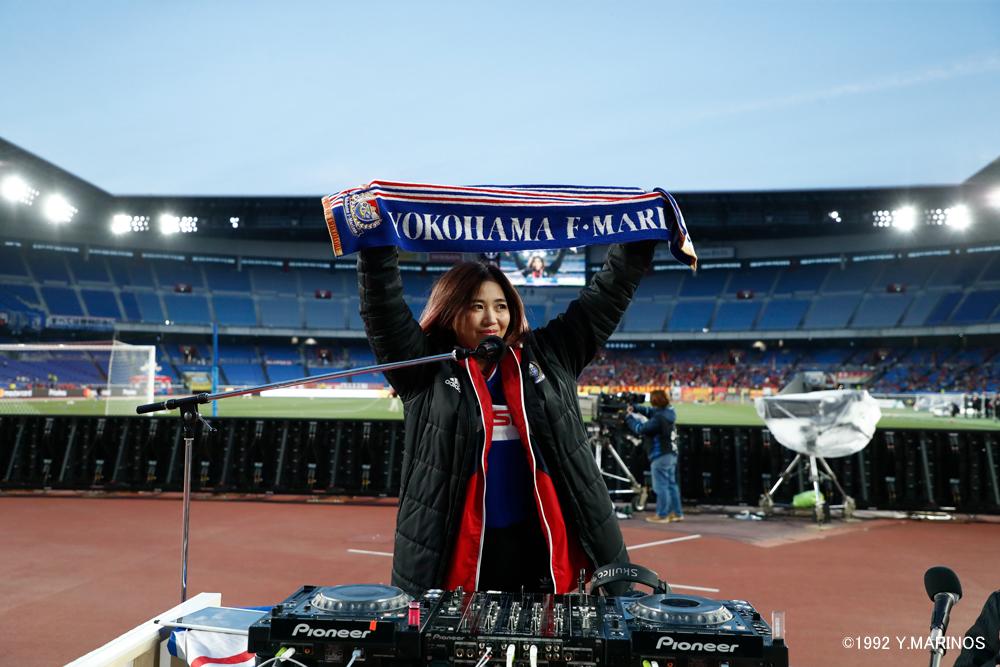 MINMI、横浜F・マリノス