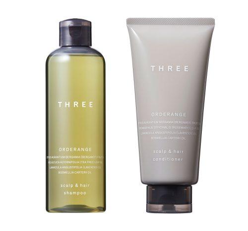 THREE|スキャルプ&ヘア オーダレンジ シャンプー R