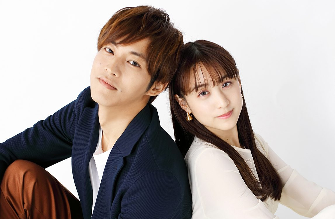 ドラマ『パーフェクトワールド』で共演する松坂桃李さんと山本美月さん
