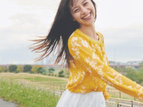 季節感バツグン♡イエロートップスのおすすめ春コーデ9選