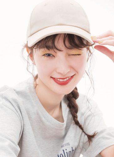 CanCam専属モデル・宮本茉由