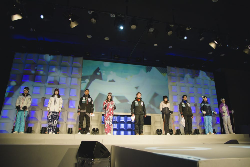 CanCam SAJ SNOW AWARD & CONVENTION 2019 スキー スノボ スキー連盟