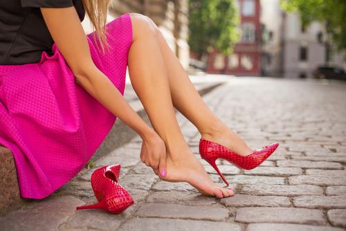 選んではいけない靴