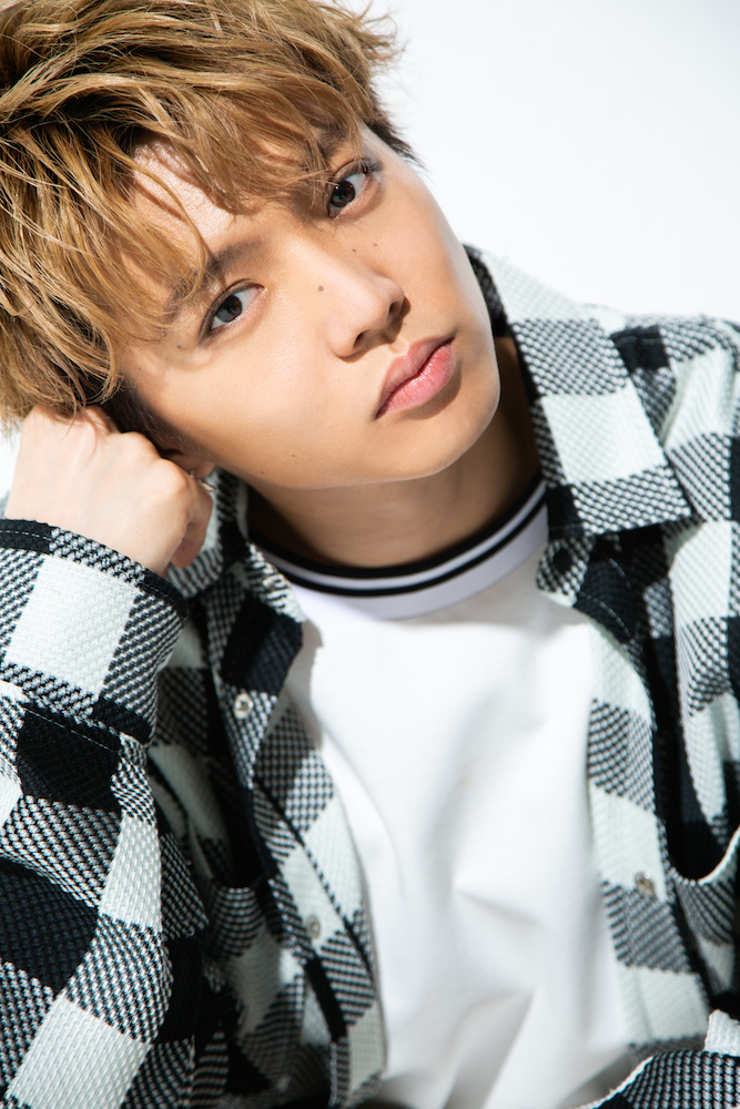FANTASTICS from EXILE TRIBEの 藤大樹