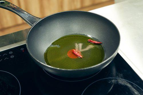 ボイメン 小林豊 ゆたクッキング パセたまスパゲッティ 風味を出す