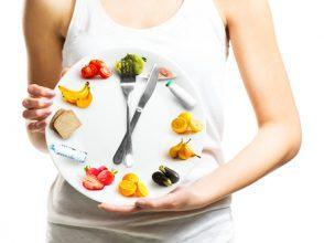 ダイエット中の食事