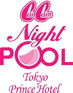 CanCamナイトプール ロゴ