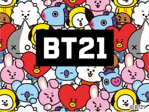 BT21 BTS UT UNIQLO CanCam