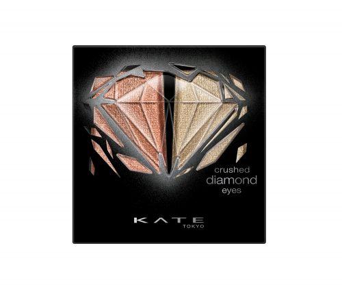 ケイト クラッシュダイヤモンドアイズ 全8種 各1,200円(税抜・編集部調べ)/カネボウ化粧品