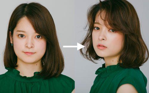 ネオ韓国風メイクにトライ