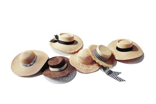 帽子ファッション
