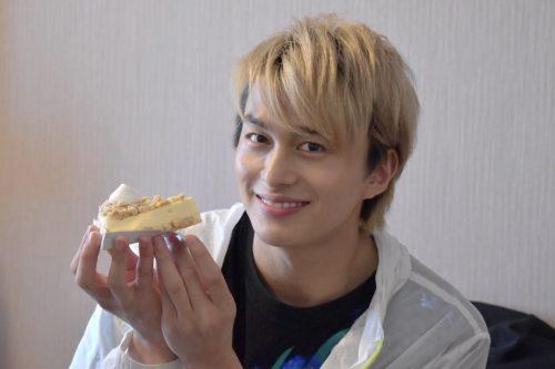 CanCam  BOYS AND MEN ボイメン 小林豊 ゆたクッキング チーズケーキ