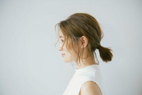 ■リボン結びが可愛いヘアアレンジ