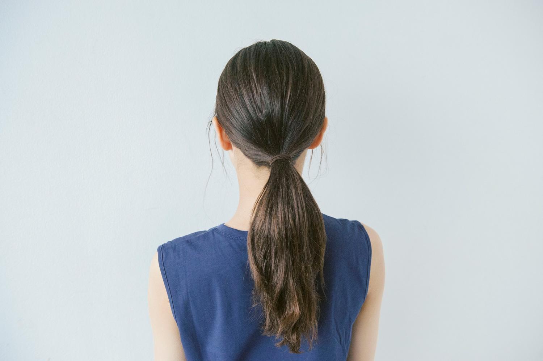 髪が多い、広がる人にも◎初心者さんでも簡単にできるまとめヘア