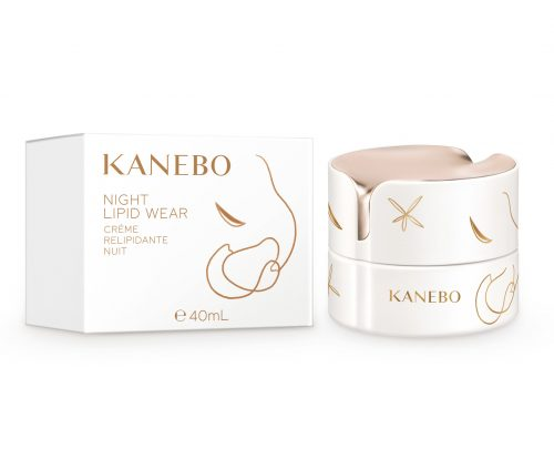 【クリスマスコフレ2019】KANEBO/ナイト リピッド ウェア アマンダ シャドフォース リミテッド エディション(¥8,000)