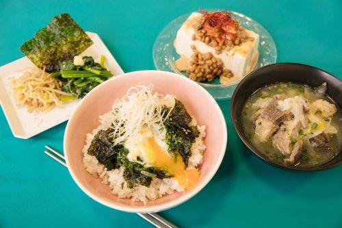 BOYS AND MEN ボイメン 小林豊 ゆーちゃむ ゆたクッキング 料理 完成 韓国料理