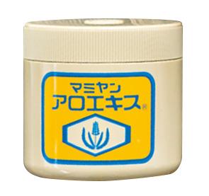 マミヤンのオイルクリーム