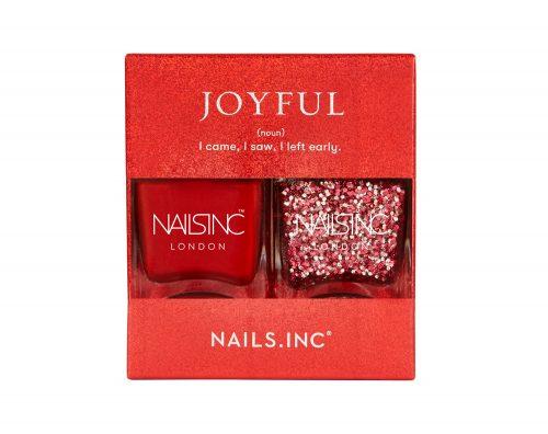NAILS INC(ネイルズ インク)/ジョイフル ネイルポリッシュ デュオ キット(¥3,550)