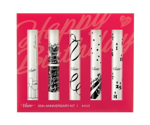 ■【クリスマスコフレ2019】ヴィセ リシェ/25th アニバーサリーキット Ⅰ、Ⅱ(各 ¥5,500・編集部調べ)