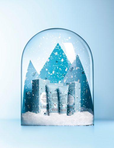 ■【クリスマスコフレ2019】クラランス/ハローウィンター ハンド/ネイル&リップ トリートメント(¥4,400)