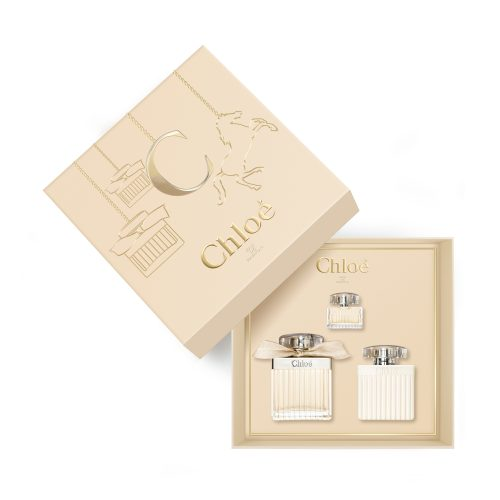 【クリスマスコフレ2019】Chloé(クロエ)/クロエ オードパルファム ホリデーセット