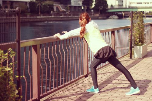 食後の運動