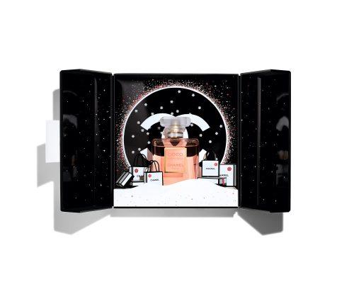 ■【クリスマスコフレ2019】シャネル/ココ マドモアゼル オードゥ パルファム シアター コフレ(¥20,000)