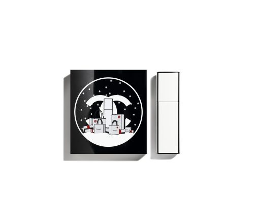 ■【クリスマスコフレ2019】シャネル/シャネル N°5 ロー オードゥ トワレット ミニ ツィスト&スプレイ (¥9,000)