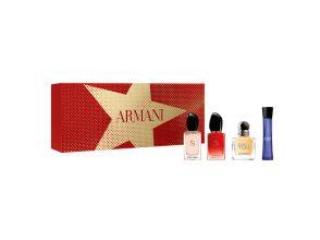 ■【クリスマスコフレ2019】アルマーニ/アルマーニ ミニチュア フレグランス コフレ ファム(¥6,500)