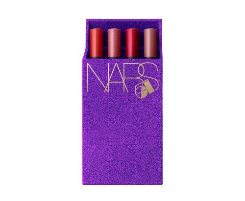 ■【クリスマスコフレ2019】NARS/バルベットロープ ベルベットマットリップペンシルセット(¥5,000)
