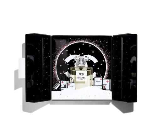 ■【クリスマスコフレ2019】シャネル/シャネル N°5 ロー オードゥ トワレット シアター コフレ(¥20,000)