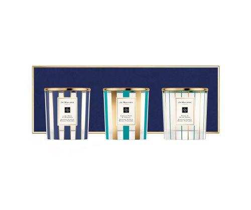 ■【クリスマスコフレ2019】ジョー マローン ロンドン/デコレイテッド キャンドル コレクション(¥34,000)