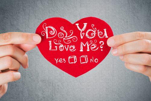 私のこと好き?