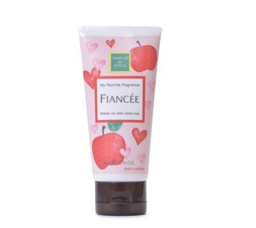 フィアンセ ハンドクリーム 恋りんごの香り