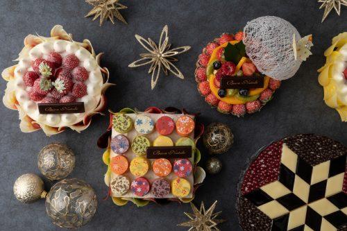 グランドハイアット,クリスマス,ケーキ