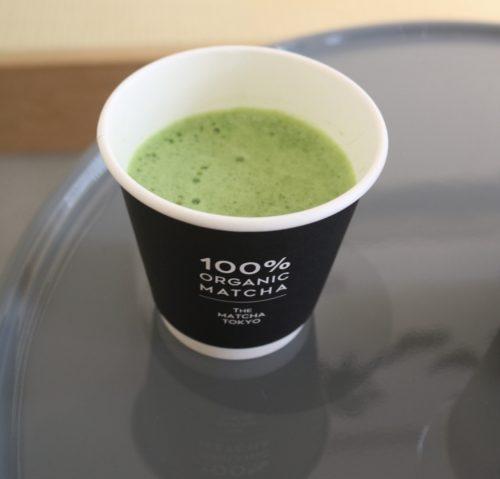 健康と美容にいいオーガニック抹茶が堪能できる『THE MATCHA TOKYO』