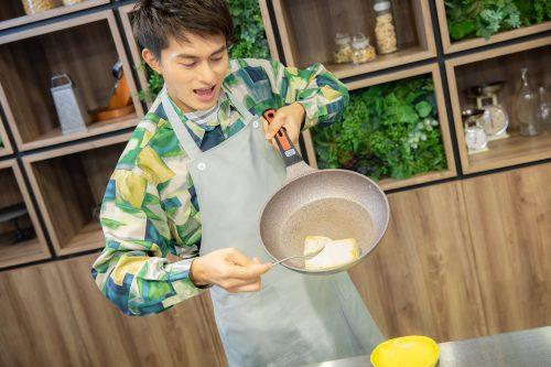 CanCam BOYS AND MEN ボイメン 小林豊 ゆーちゃむ ゆたクッキング レシピ 揚げだしきのこ豆腐 豆腐を崩す