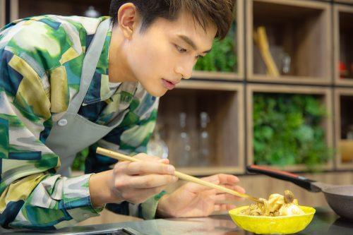 CanCam BOYS AND MEN ボイメン 小林豊 ゆーちゃむ ゆたクッキング レシピ 揚げだしきのこ豆腐 盛りつける