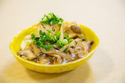 CanCam BOYS AND MEN ボイメン 小林豊 ゆーちゃむ ゆたクッキング レシピ 揚げだしきのこ豆腐 完成
