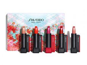 ■【クリスマスコフレ2019】SHISEIDO/ホリデーカラーズ ミニリップブーケ (¥6,000)
